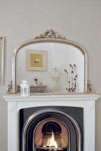 17 Best ideas about Mantle Mirror on Pinterest | Fire ...