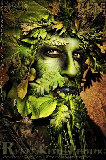 25 Best Ideas About Green Man On Pinterest Fairies
