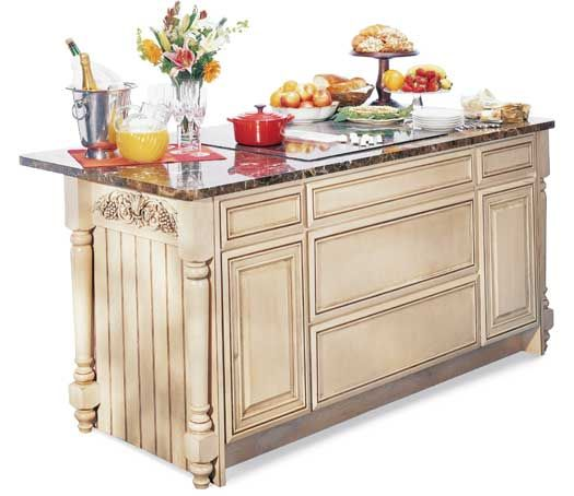 kitchen cabinets knoxville remodeling st louis from starmark cabinetry. champagne stain, chocolate glaze ...