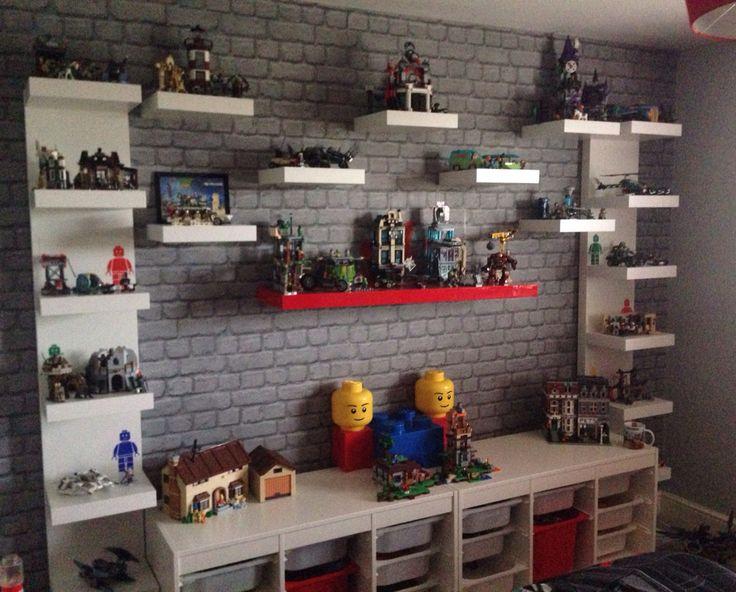 Boys Lego Bedroom Ideas Home Design Ideas Wedding And Hairstyle