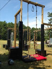 25+ best ideas about Outdoor gym on Pinterest