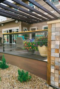 17 Best ideas about Deck Stair Railing on Pinterest | Deck ...