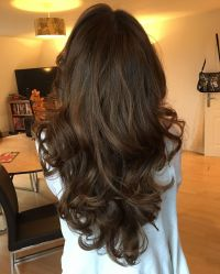 cool 45 Gorgeous Chocolate Brown Hair Color You Should Try ...