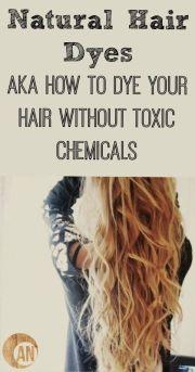 ideas henna hair