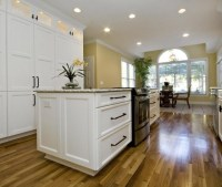 Pale Yellow Kitchen With White Cabinets | www.imgkid.com ...