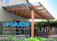 25+ best ideas about Pergola with roof on Pinterest