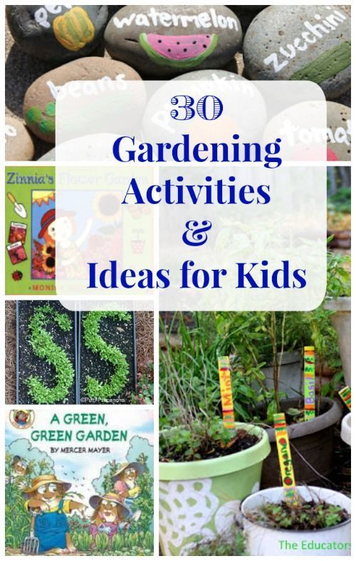626 Best Images About Gardening With Kids On Pinterest Gardens