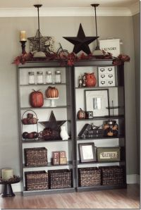 Bookshelves decor ideas | Home Decor | Pinterest ...