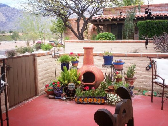 25 Best Ideas About Mexican Patio On Pinterest Mexican Garden