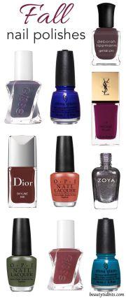ideas navy nail polish