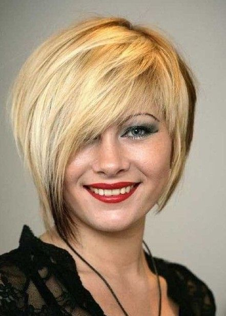 Short Asymmetrical Bob Hairstyles For Over 50 Best Short