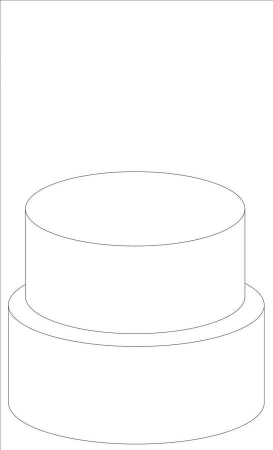17 Best images about Templates for cake design on