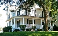 Farmhouse With Wrap Around Porch old | Wraparound Porches ...