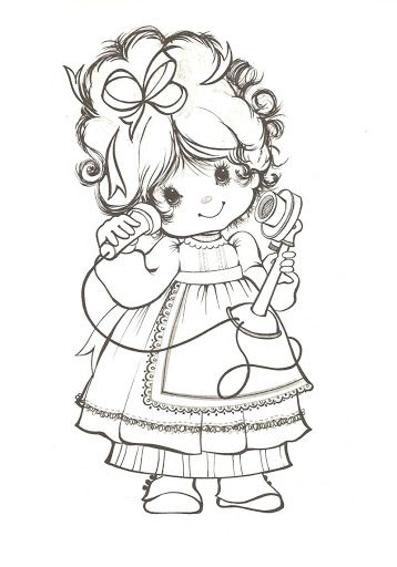 83 best images about Free digi stamps girls on Pinterest