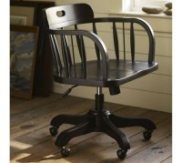 Captain's Swivel Desk Chair | Pottery Barn | New Apt ...