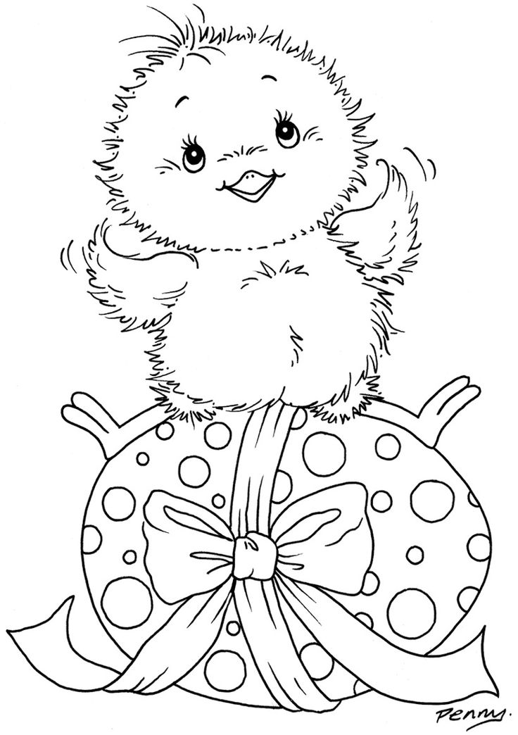 157 best images about Easter Coloring Pages on Pinterest