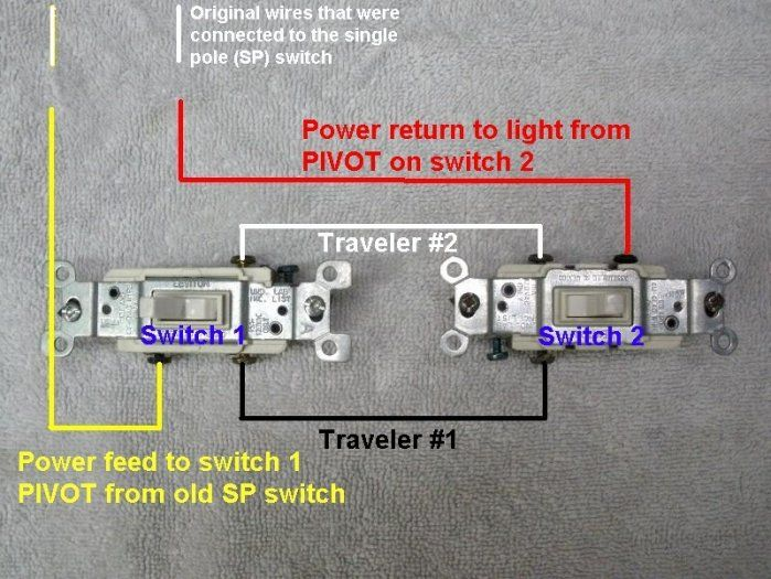Double Pole Switch Wiring Diagram On 3 Pole Switch Wiring Diagram 12v