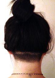 #undercut hair tangles