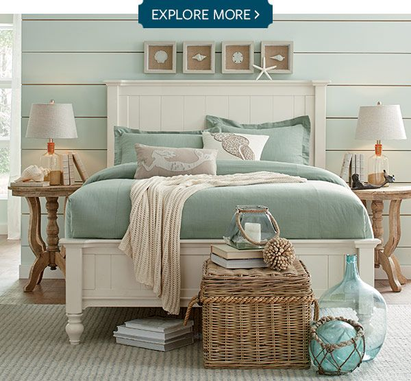 140 best images about Decorating Seascape on Pinterest  Modern beach decor Quilt and Beach houses