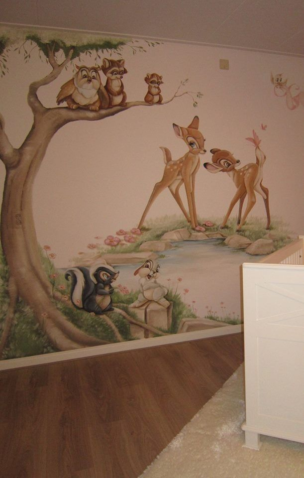 25+ Best Ideas About Bambi Nursery On Pinterest  Baby