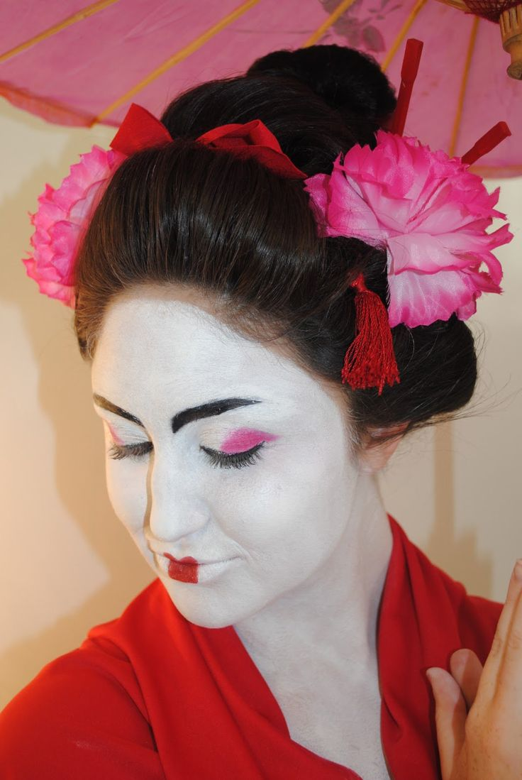 25 Best Ideas About Geisha Hair On Pinterest Women's Oriental