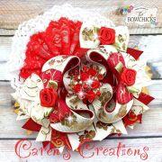 valentine's day bow valentine