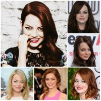 17 Best ideas about Emma Stone Hair Color on Pinterest ...