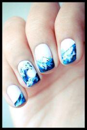 ocean-inspired nail art #nail