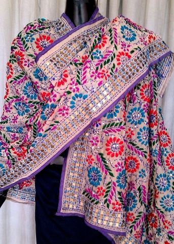 Phulkari Dupatta - Useful Wedding Gift