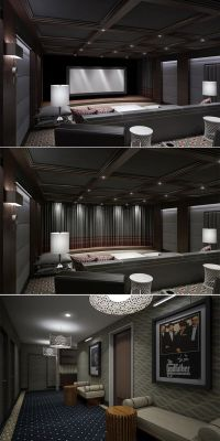 772 best images about Home Theater on Pinterest | Media ...