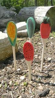 97 Melhores Imagens Sobre Garden Craft Ideas No Pinterest