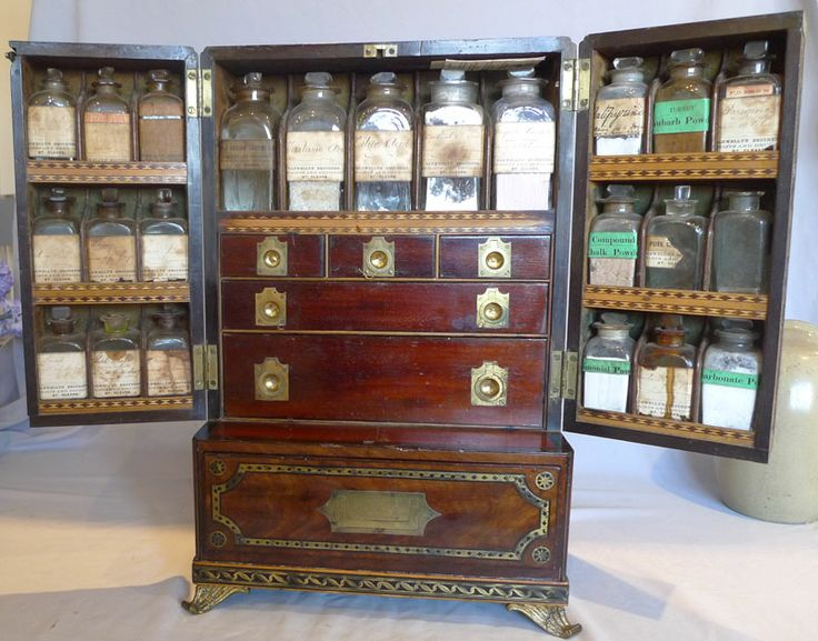 78 images about Antique medicine cabinet on Pinterest