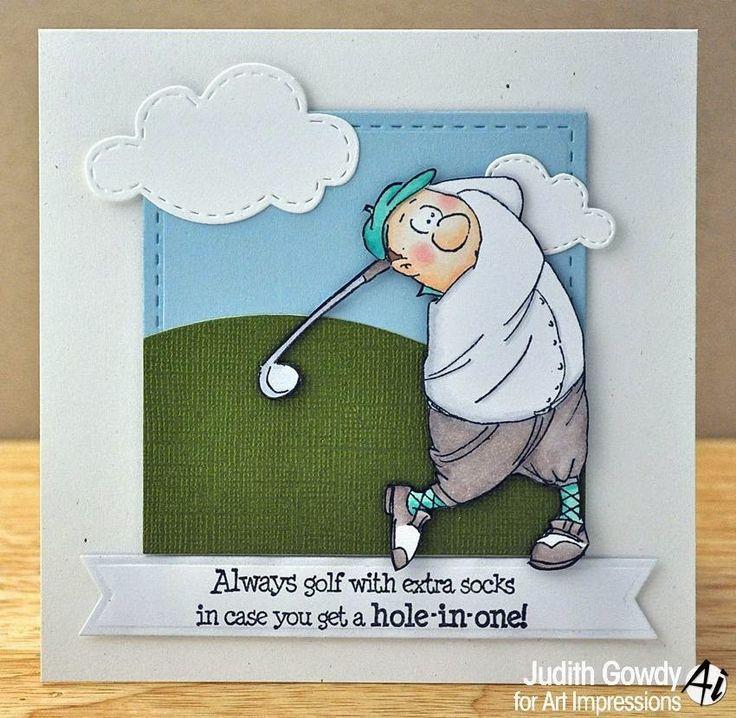 Best 25 Golf Cards Ideas On Pinterest Golf Birthday