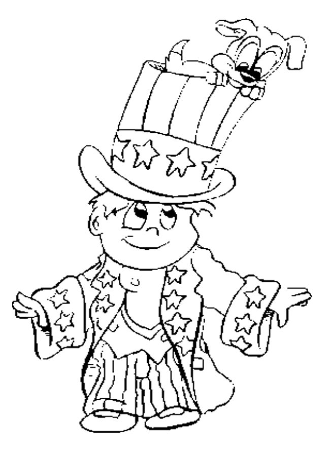 148 best images about Holiday 4th Of July Coloring Art