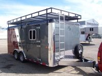 roof racks for horse trailers - Google Search | Rambler On ...