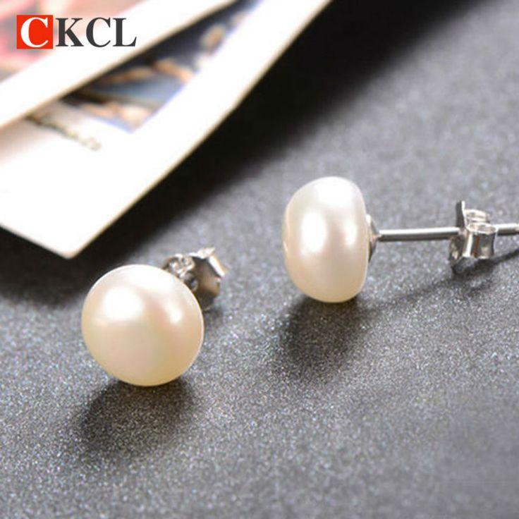 17 Best ideas about Double Pearl Earrings on Pinterest