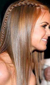 braided styles for thin hair | micro hair braids requires ...