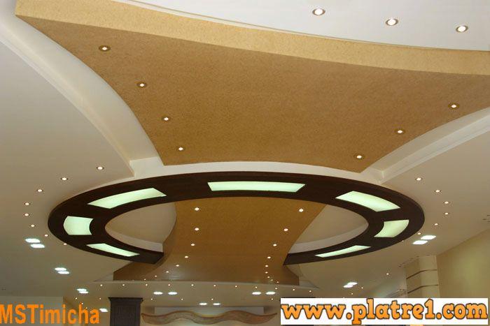 Design Faux Plafond Des Salons Socit Dcoration Ms