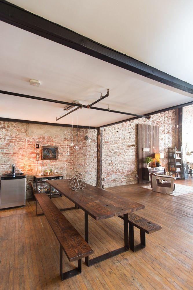 Best 20 Brick Loft Ideas On Pinterest Loft Apartments