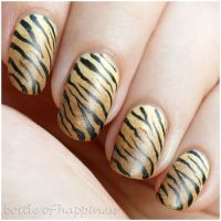 25+ best ideas about Tiger Nails on Pinterest | Tiger nail ...