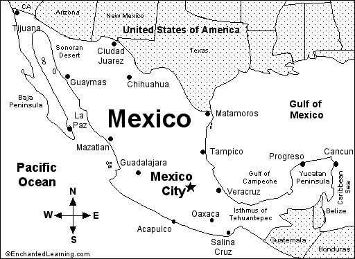 17 Best ideas about Geography Of Mexico on Pinterest