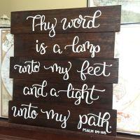 25+ best ideas about Psalm 119 105 on Pinterest | Psalm ...