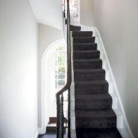 Hallway grey carpet | Hall stairs and landing ideas ...
