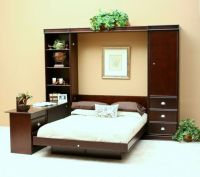 Murphy Bed Desk on Pinterest. 100+ inspiring ideas to ...