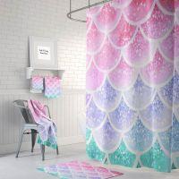 Best Mermaid Shower Curtain ideas on Pinterest   Mermaid ...