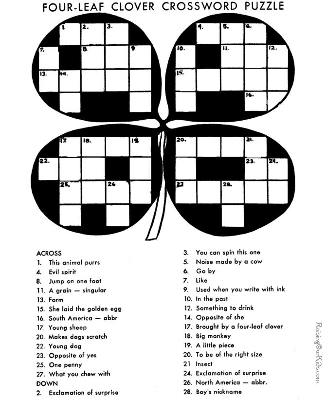 42 best images about Kids word search & puzzles on