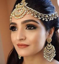 25+ best ideas about Indian wedding makeup on Pinterest ...