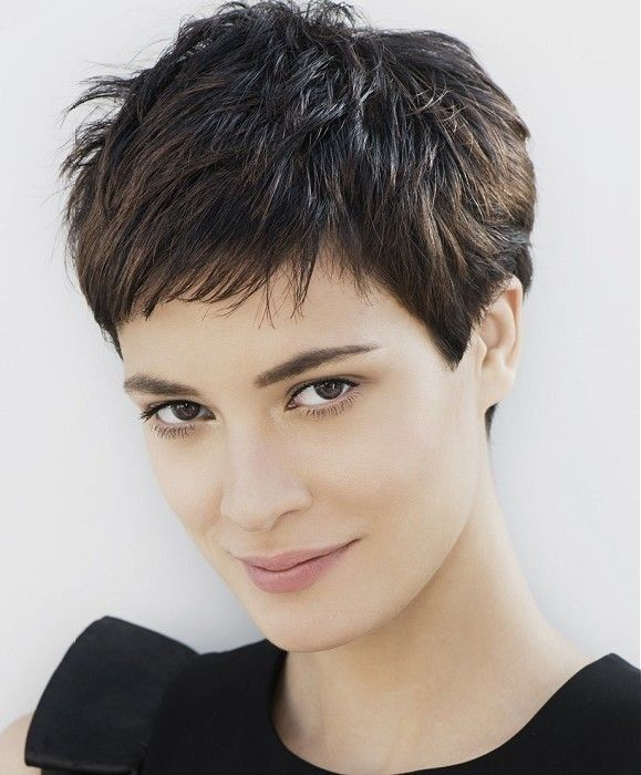 25 Best Ideas About Very Short Hair On Pinterest Super Short