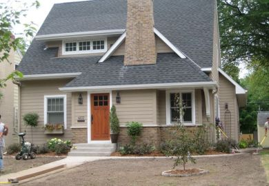 Exterior House Color Schemes Stucco