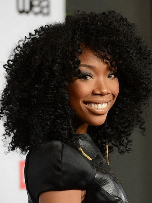 36 Best Images About Curly Hairstyles On Pinterest U Part Lace